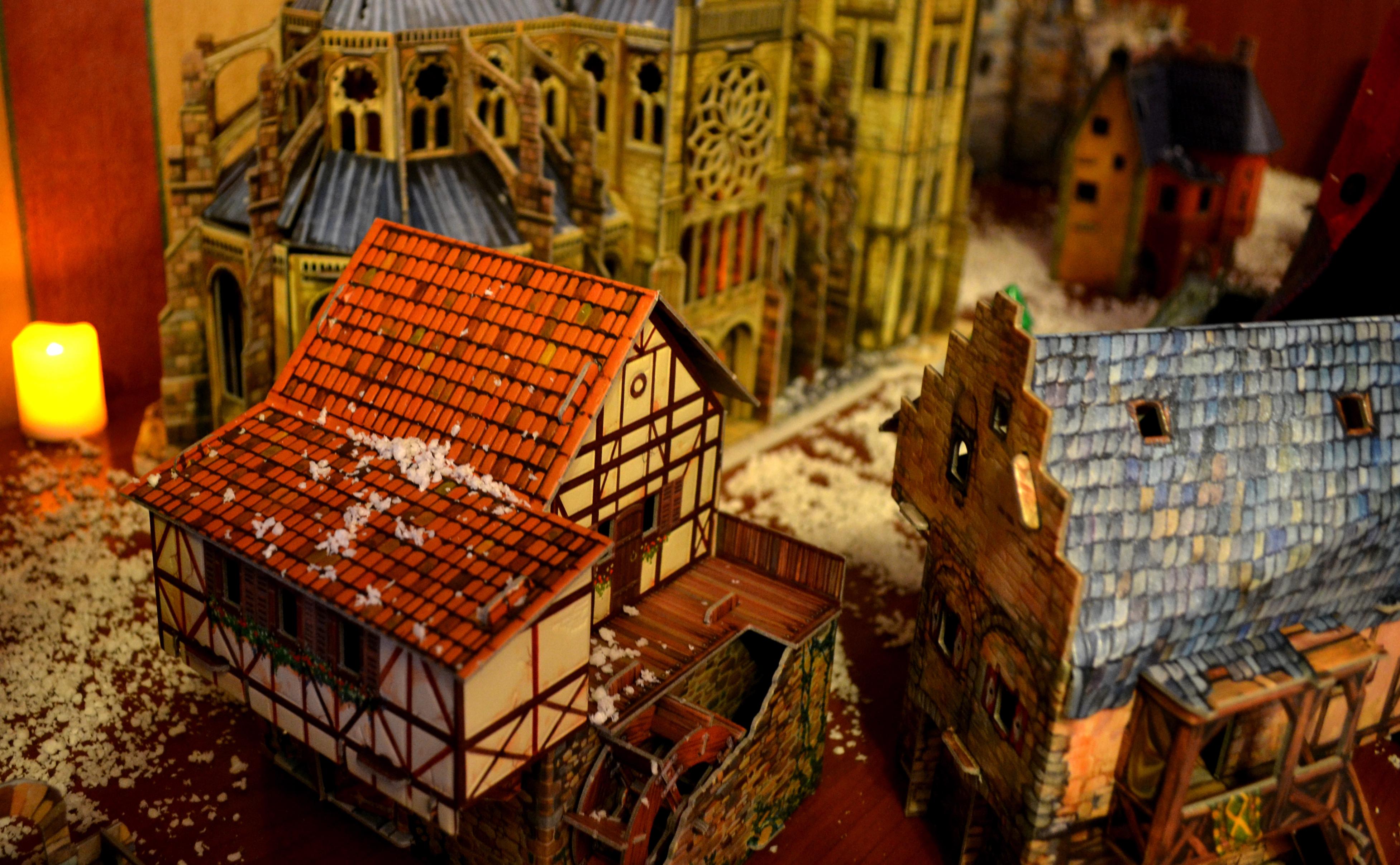 Умбум средневековый город