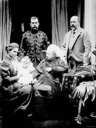 Victoria and tsar