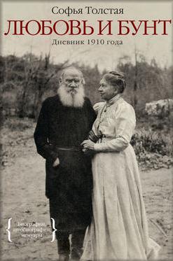 Дневники С.А. Толстой 1910 г.