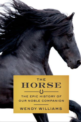 Книжка про лошадей